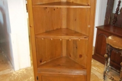 corner cabinet - after