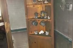 corner cabinet - before